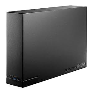 アイ・オー・データ機器 USB 3.0/2.0対応 外付ハードディスク ブラック 2TB HDCL-UT2.0KC