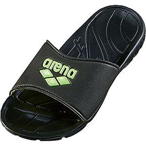 arena(アリーナ) サンダル 水泳用 Lサイズ(26~27cm) ARN-7437 ブラック(BLK)