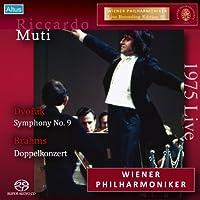 ウィーンフィル ライヴ・エディション 22 ムーティ (Dvorak : Symphony No.9 | Brahms : Doppelkonzert / Riccardo Muti , Wiener Philharmoniker (1975 Live)) [SACDシングルレイヤー]