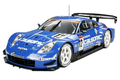 1/24 スポーツカー カルソニック IMPUL Z (完成品) 21039