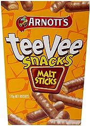 Arnott's TeeVee Snacks Malt Sticks, 175 G