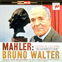 Mahler: Symphony No. 2 'Ressurection by Bruno Walter (2015-05-20)