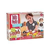 Bojeux Tutti Frutti Scented Dough Cookie Maker Toy [並行輸入品]