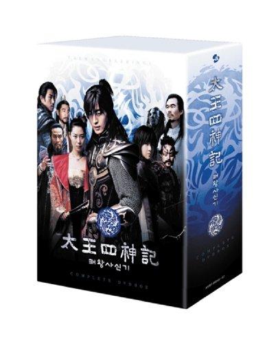 太王四神記 コンプリートDVD BOX