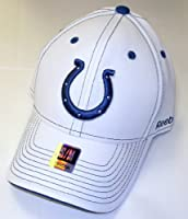 Indianapolis Colts Structured Flexリーボック帽子サイズS / M