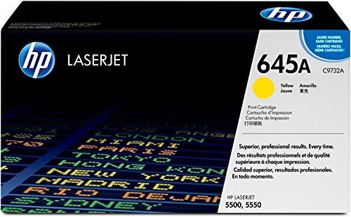 HP Leaserjet5500用 C9732A イエロー HP-EPC9732AJ -