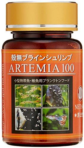 ニチドウ アルテミア100 60g