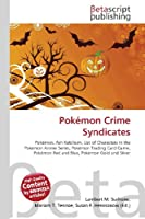 Pokemon Crime Syndicates