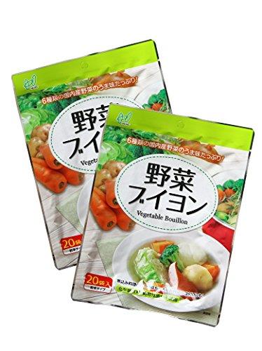 野菜ブイヨン 4gX20袋