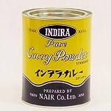 ナイル商会 インデラカレー スタンダード NAIR INDIRA Pure Curry Powder 400g