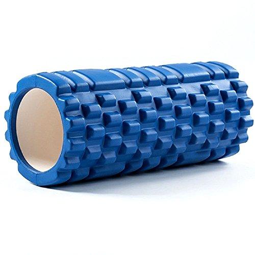 Kungixフォームローラー ストレッチ健康器具ローラー 筋膜リリース マッサージ 腰痛・肩コリ・筋肉痛を改善効果的なスポーツトレーニング