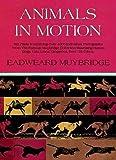 Animals in Motion (Dover Anatomy for Artists) by Eadweard Muybridge(1957-06-01) 画像