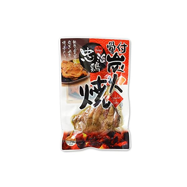 骨付き忠治鶏炭火焼き 1本の商品画像