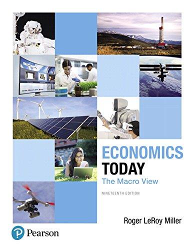 Download Economics Today: The Macro View (19th Edition) (Pearson Series in Economics) 0134478762