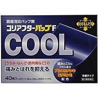【第3類医薬品】コリアフターパップF冷感 40枚 ×8