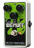 electro-harmonix エレクトロハーモニクス ベースエフェクター ディストーション Nano Bass Big Muff Pi 【国内正規品】