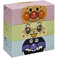 【ケース販売】 ネピア アンパンマン 鼻セレブ ティッシュ 360枚(180組) × 3個パック × 10個入