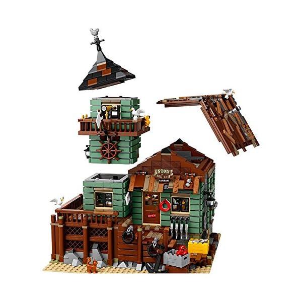 レゴ(LEGO) アイデア つり具屋 21310の紹介画像6