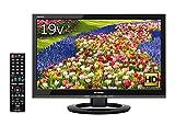 シャープ 19V型 AQUOS ハイビジョン 液晶テレビ 外付HDD対応(裏番組録画) ブラック LC-19K40-B