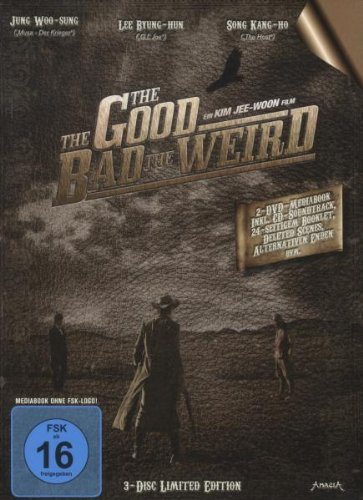 The Good the Bad the Weird le [Import allemand]