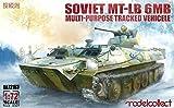 モデルコレクト 1/72 ソ連陸軍 MT-LB 6MB 汎用装軌装甲車両 プラモデル MODUA72163