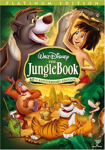 ジャングル・ブック プラチナ・エディション (期間限定) [DVD]の詳細を見る