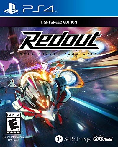 Redout (輸入版:北米) 発売日