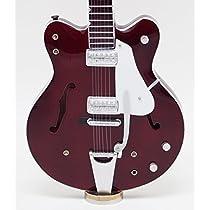 [Musical Story] ミニチュア ギター 楽器 ジョージ ハリスン カントリー ジェントルマン スタイル