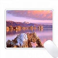 アメリカ、カリフォルニア州、シエラネバダ山脈。類似イメージの検索入手可能性:モノ・レイクのトゥファ・アーチ。 PC Mouse Pad パソコン マウスパッド