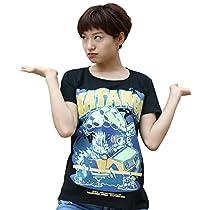 2018年度 東宝怪獣Tシャツコレクション 第1弾 マタンゴ Ver.2 蓄光版 黒 サイズ:XL