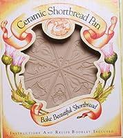 ブラウンバッグデザインTea Time Shortbread Cookie Pan , 11–3/ 4- Inch by 9–1/ 4インチ