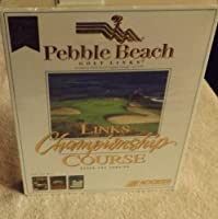 Super VGA Version :: Pebble Beach Golf Links Championship Course (Game Cd) (輸入版)