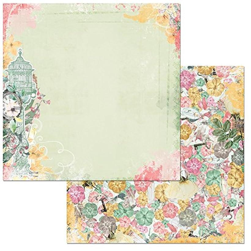 食堂砲撃喜劇BoBunny (ボバニー) パターンペーパー Sunshine Bliss - 12 x 12 - Cheerful 7310187