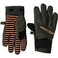 (ボルコム) VOLCOM 防水加工 スノーグローブ (ストレッチ性) 【 J6851706/Crail Glove 】[メンズ]