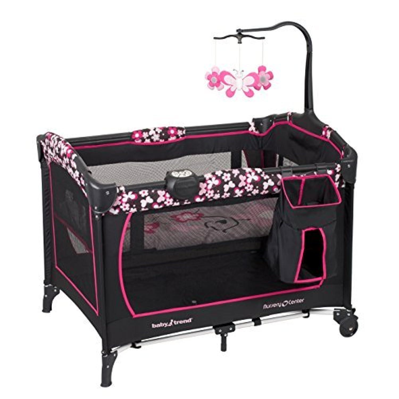 Baby Trend Nursery Center Playard, Savannah by Baby Trend