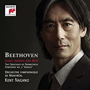 Gods Heroes & Men-Beethoven: the Cr