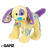 Webkinz Jelly Bean Puppy with Trading Cards by Ganz