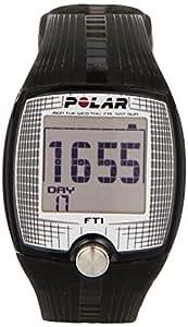 POLAR(ポラール) ハートレートモニター FT1 TRA/BLK 90051026