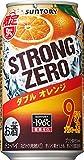 -196℃ ストロングゼロ ダブルオレンジ 350ml ×24缶