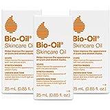 Bio-Oil Skincare Oil, Body Oil for Scars and Stretch Marks, Hydrates Skin, Non-Greasy, Dermatologist Recommended, Non-Comedog