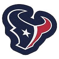 Fanmats 20971NFL–Houston Texans Mascotマット、チームカラー、3' x 4'