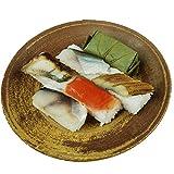 ≪こおりずし≫平宗の柿の葉ずし 『夏5色 鯖 鮭 海老 鰻 鮎 』詰合せ