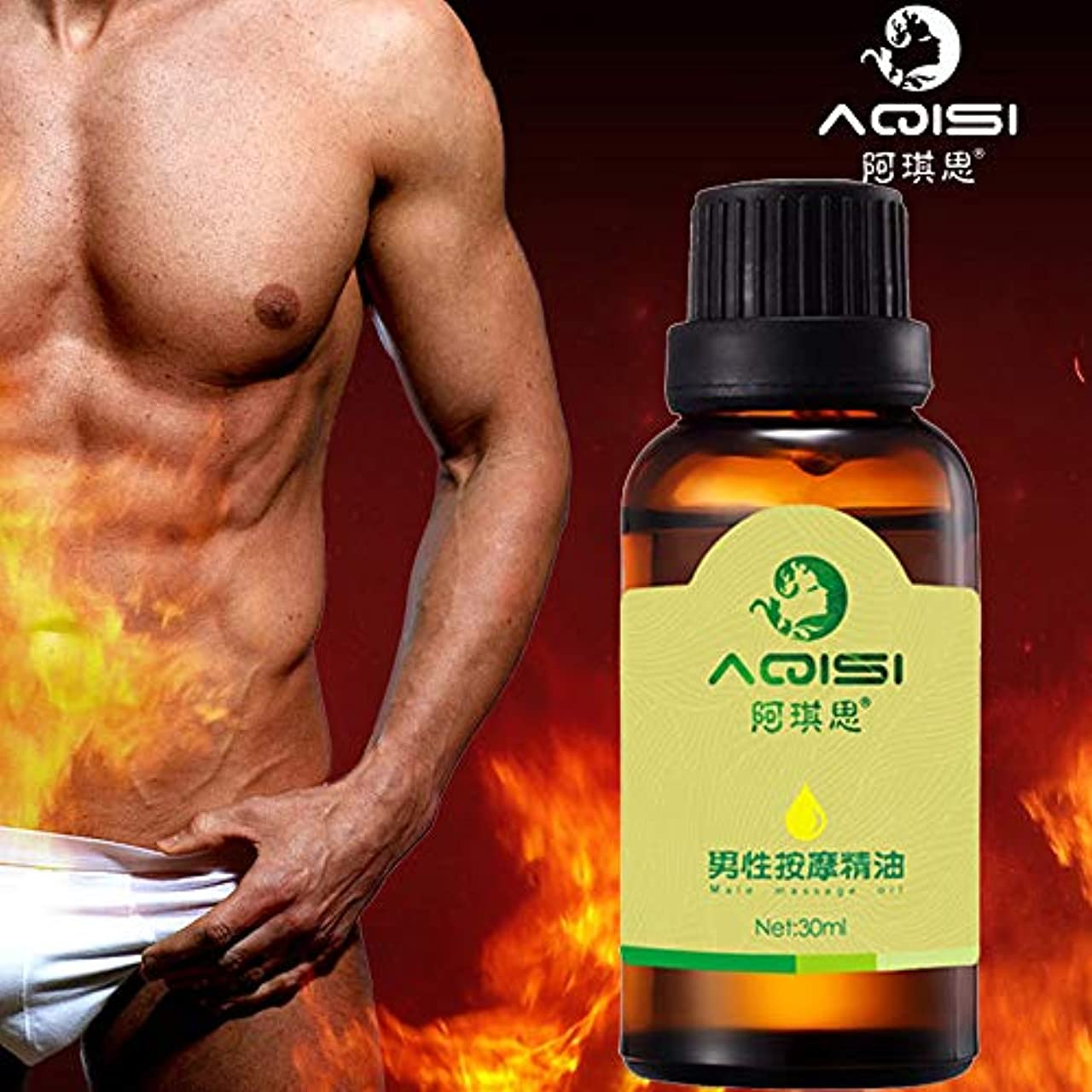 抑止する前任者褒賞Eldori Male Growth Penis Extender Enlarger Increase Herbal Enlargement Essential Oil エッセンシャルオイル ペニス用 マッサージオイル...