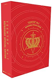 Teen Top 1集 - No.1 (1CD + 2DVD) (リパッケージ・スペシャルエディション) (韓国盤)