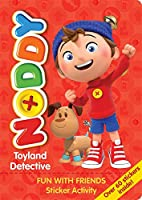 Noddy Toyland Detective: Fun with Friends Sticker Activity: Over 60 stickers inside!