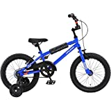 DOPPELGANGER(ドッペルギャンガー) 子ども用自転車 DUB STACKシリーズ DX16-BL 16インチ ブルー 適応身長目安:100cm~