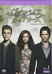 ヴァンパイア・ダイアリーズ <セカンド・シーズン> コレクターズ・ボックス1(6枚組) [DVD]