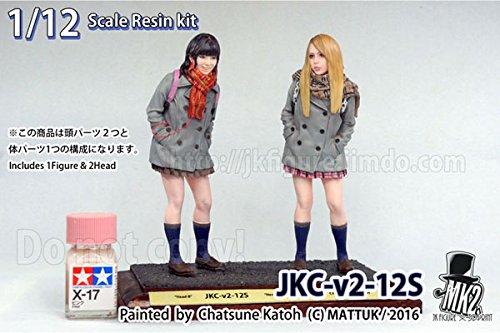 JK FIGURE Series 003 JKC-v2-12S 1/12レジンキット