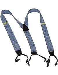 Hold-Up Suspender Co. ACCESSORY メンズ US サイズ: One Size カラー: ブルー