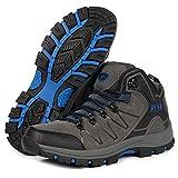 [Torisky] トレッキングシューズ 登山靴 男女兼用 ウォーキングシューズ 防水 防滑 大きいサイズ